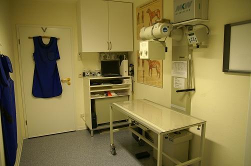 Röntgenraum / 2. Behandlungszimmer